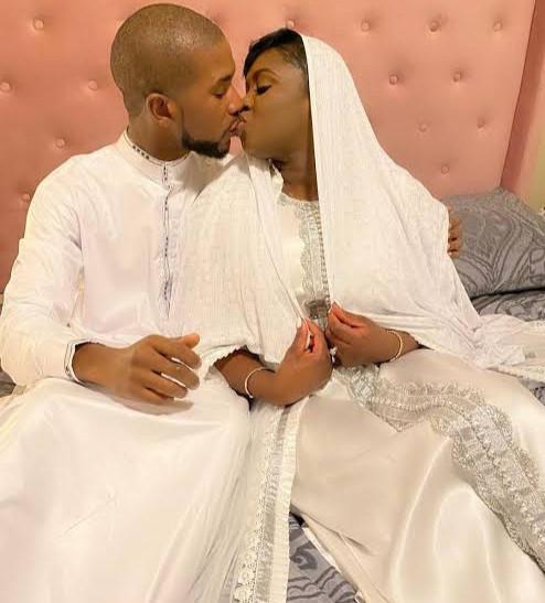 Princess Shyngle Divorces Her Husband, Gibril Bala Gaye (Photos)  60716ccac28d5