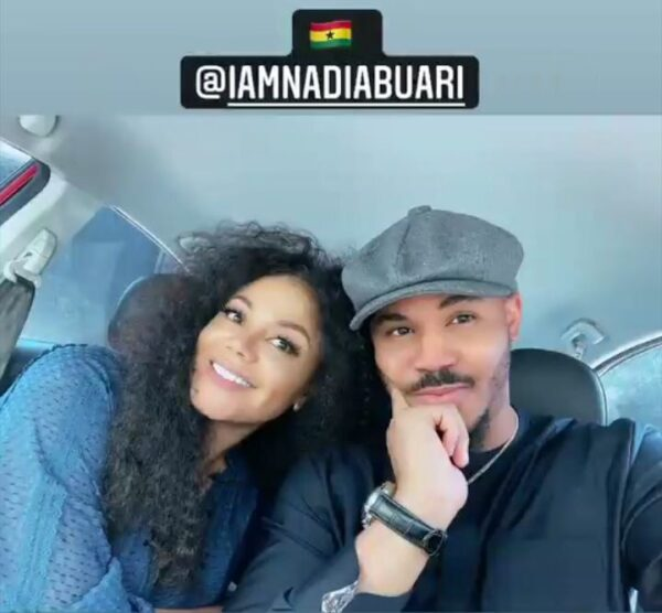 Ozo And Nadia Buari Spotted Together (Pictures) 67E69F31-72AC-4E5C-88D6-D0DDAAE3B37D-1